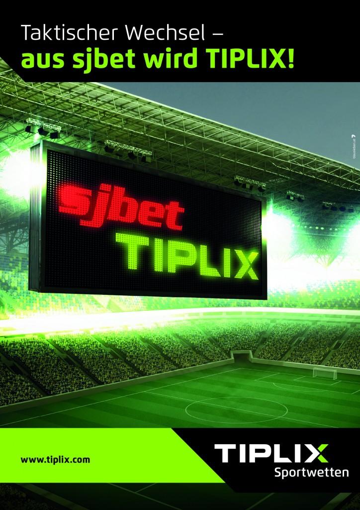 Aus sjbet wird TIPLIX