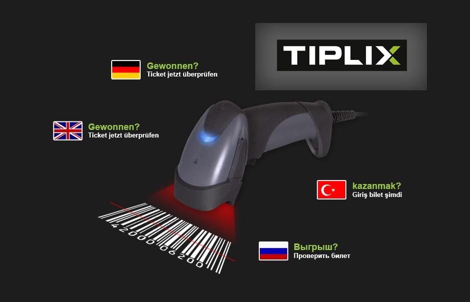 TIPLIX Ticket-Check
