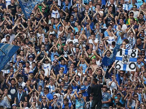 Fans von TSV 1860 München